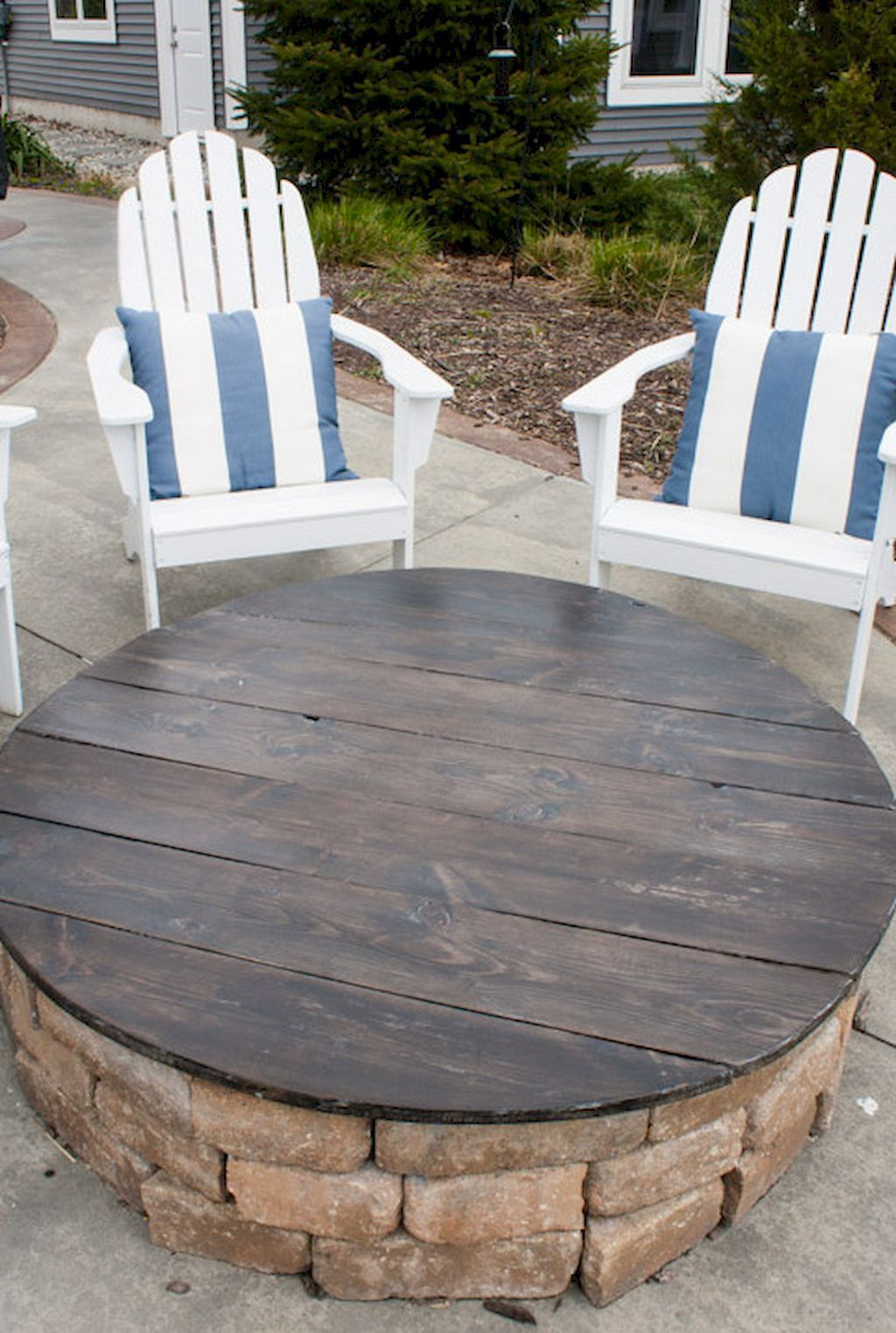 best fire pit ideas brick outdoor living that won t spend on best large backyard ideas with attractive fire pit on a budget id=84482