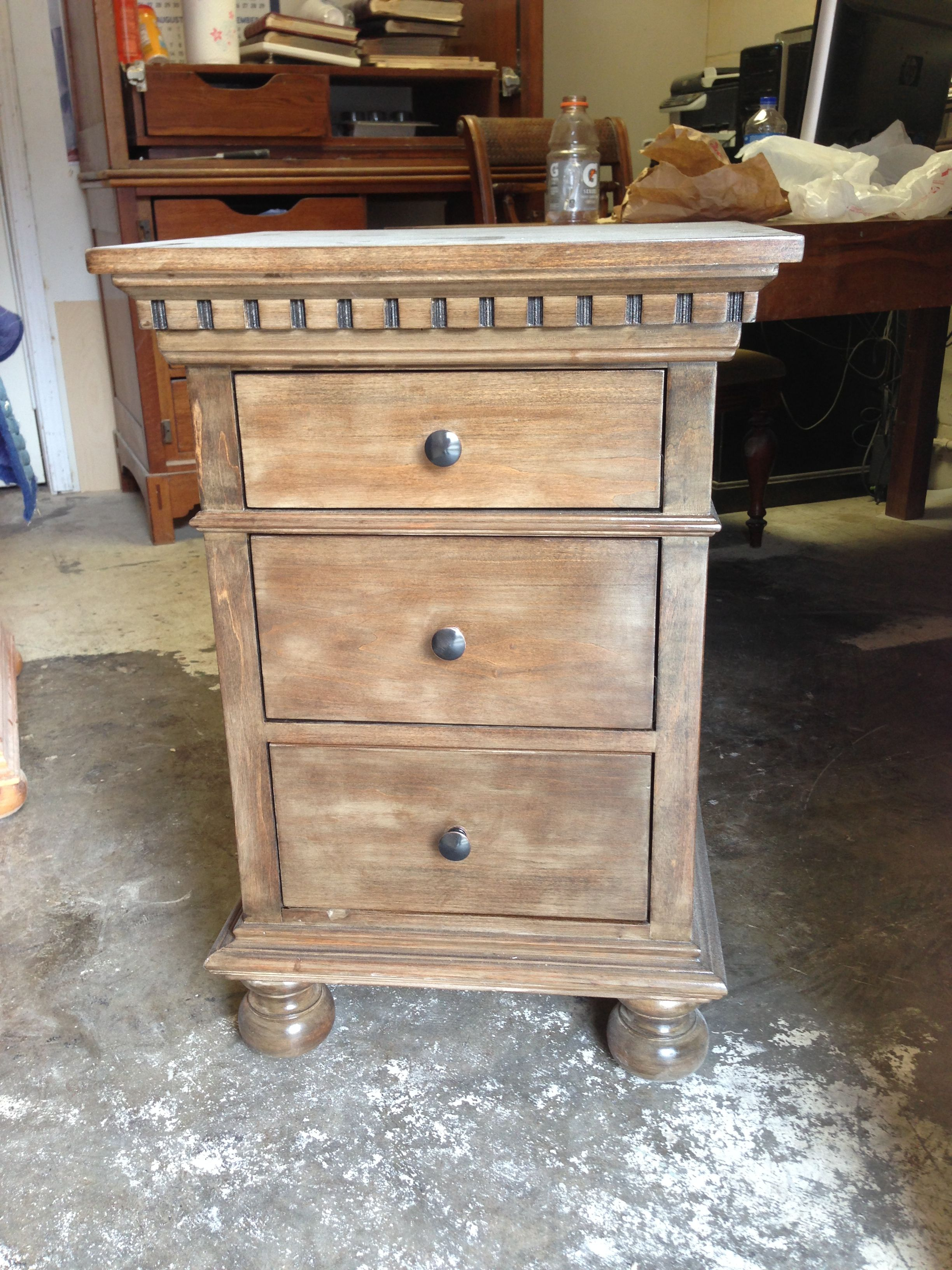 St James 24 Nightstand Custom Furniture Dresser Mexico Lowboy
