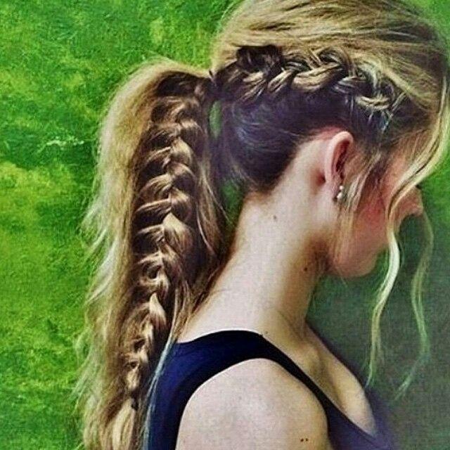 Love this #braid!