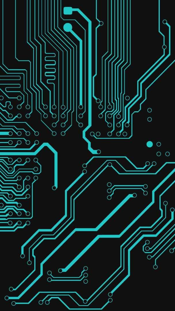 Circuit Board Digital Wallpaper Fondos De Pantalla
