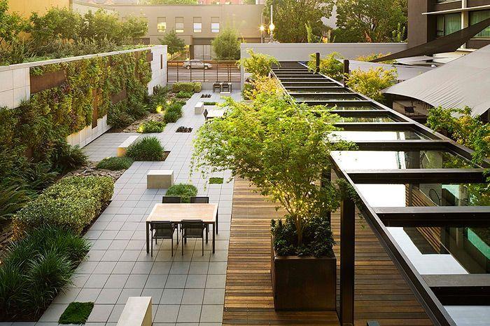 Hotel Modera 3 5 Hotel Landscape Landscape Architecture Design Landscape Design