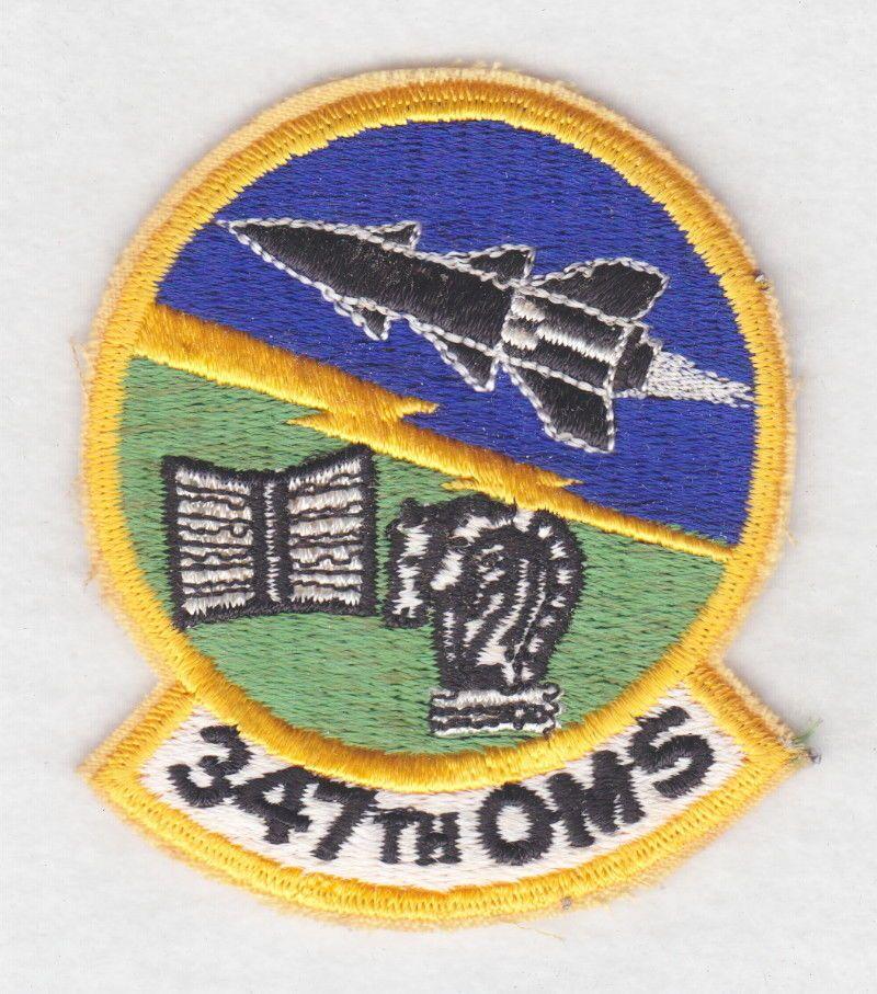 Usaf Air Force Strategic Air Command Sac Reconnaissance