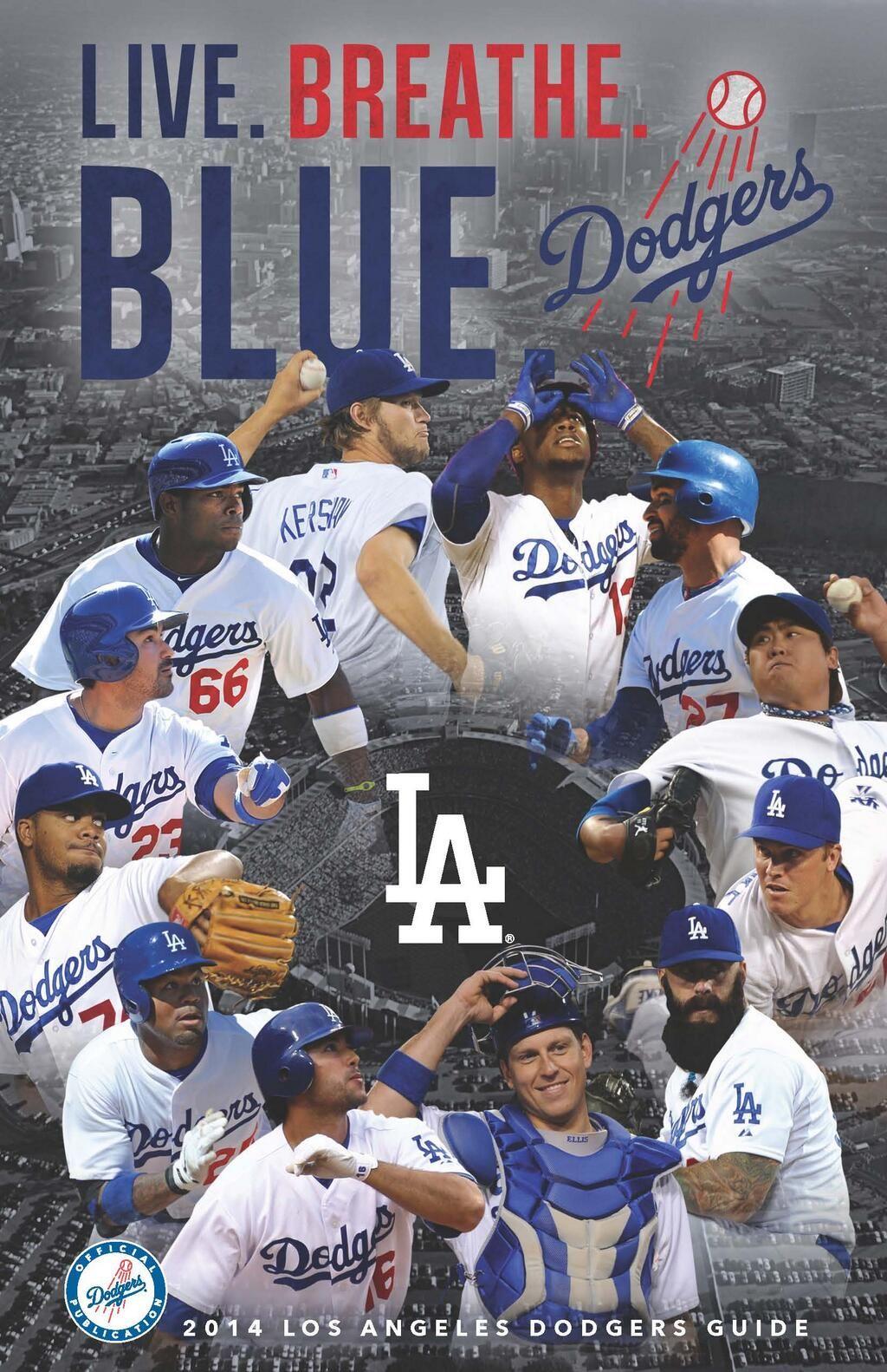Los Angeles Dodgers On Dodgers Girl Dodgers Baseball Dodgers Nation