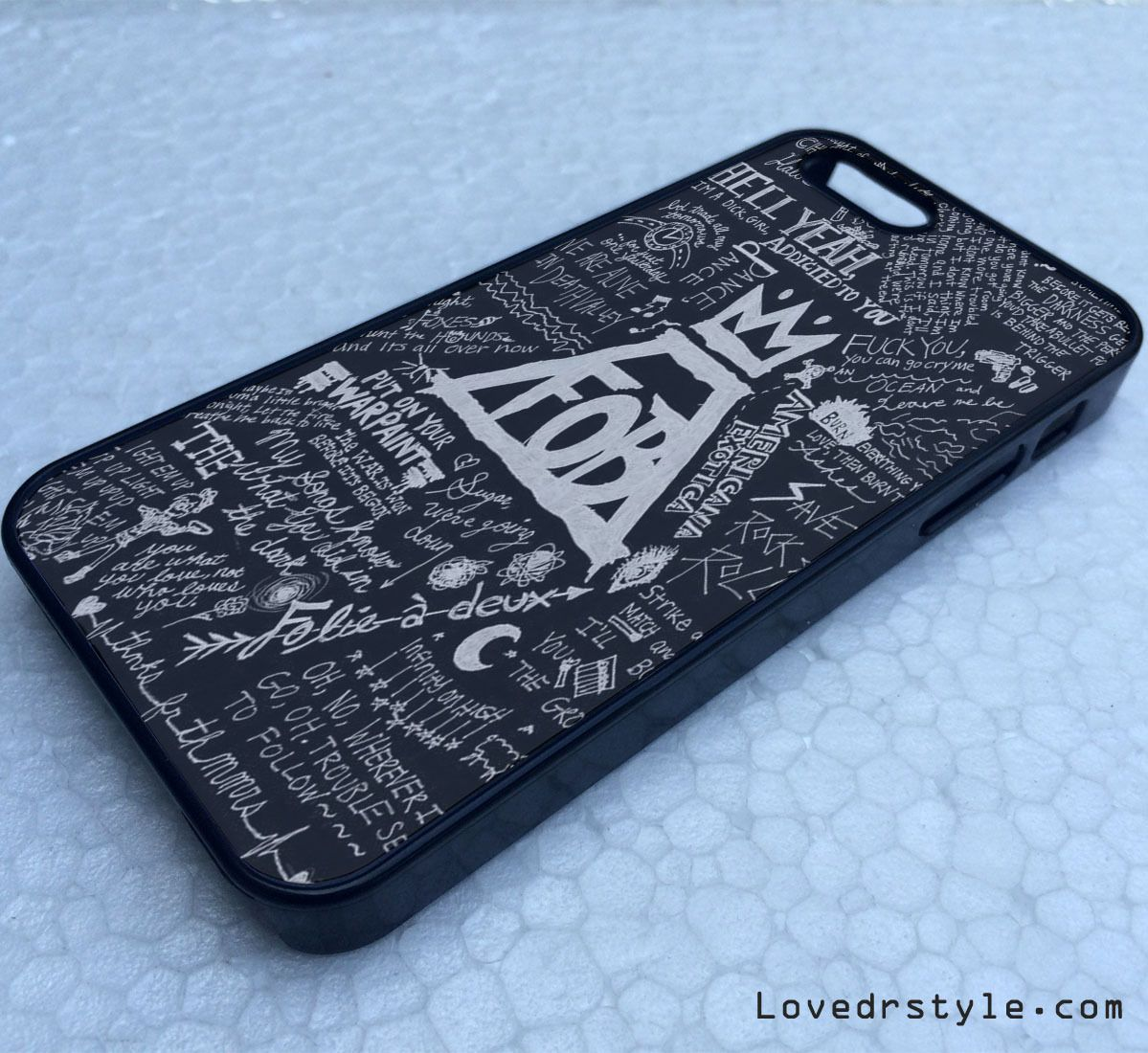 Fall Out Boy Iphone 6 Case