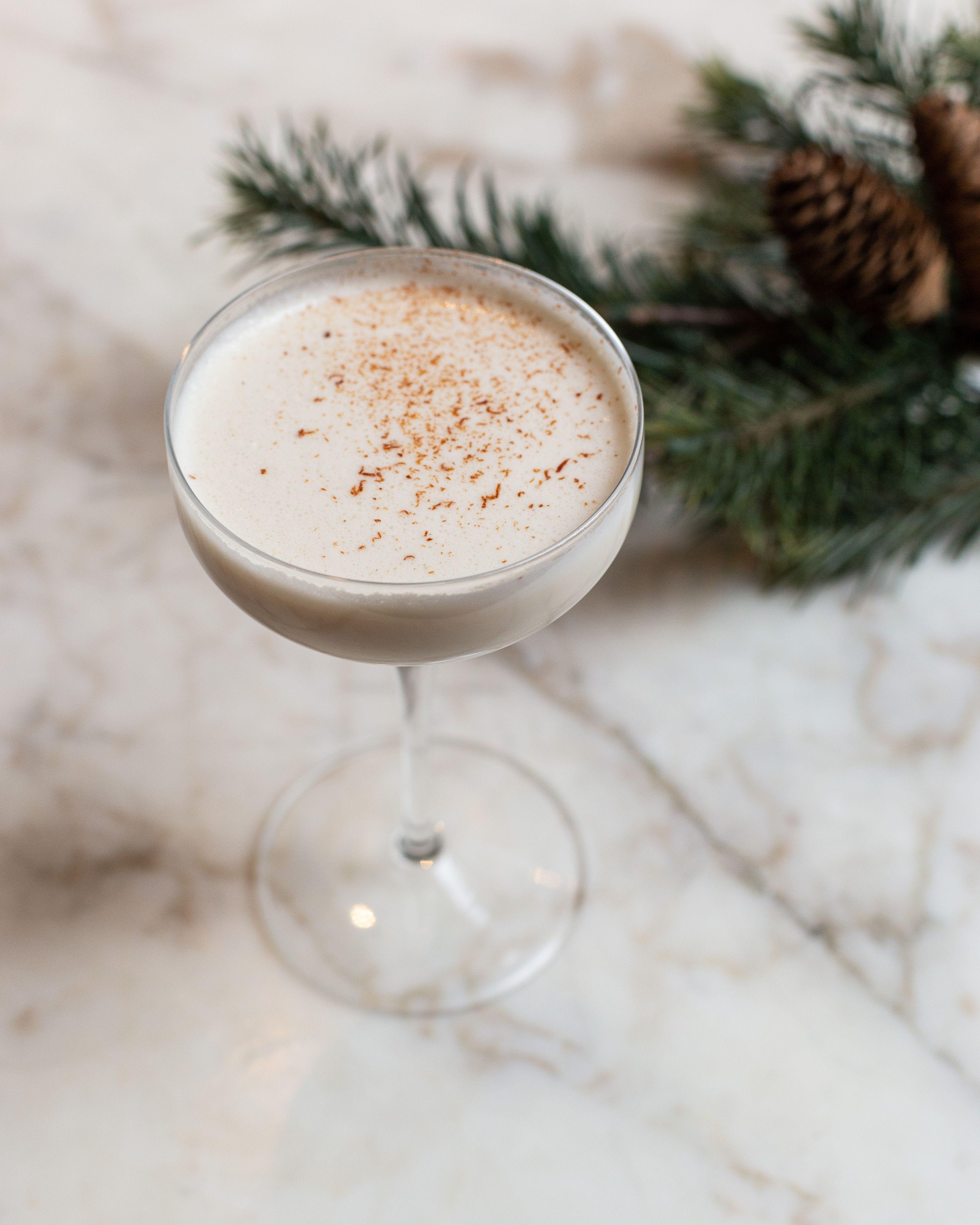 Hot swan winter warmer cocktail coole swan irish cream