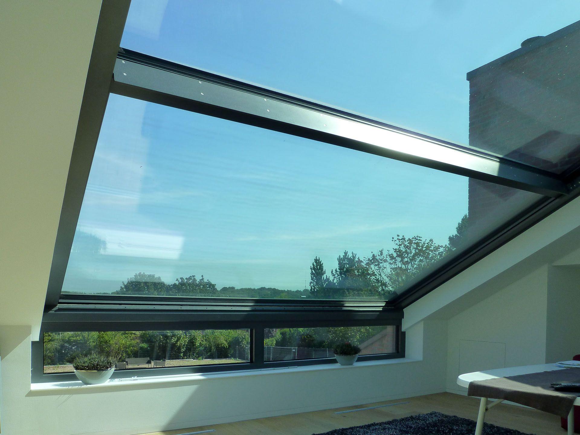 Dachschiebefenster OpenAir   Sunshine Wintergarten GmbH