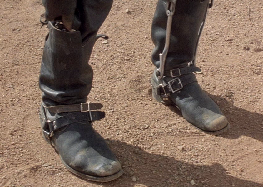 Maxs Boots Mm2 My Mad Max 2 The Road Warrior Costume In