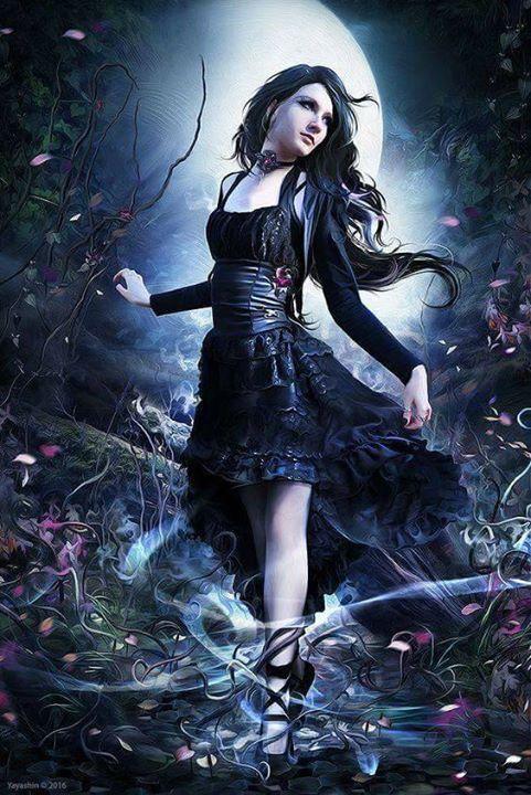 Pin by Jennifer Marriott on Ballerina | Gothic fantasy art ...