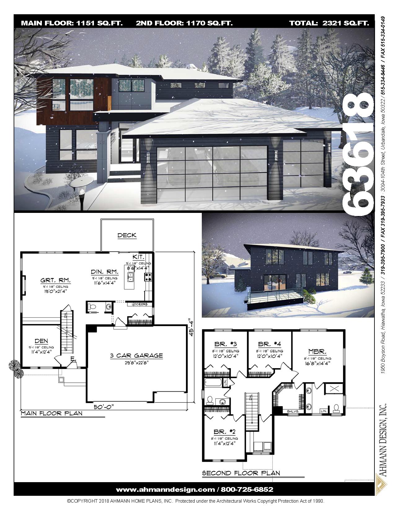 63618 Home Design Floor Plans Building Design Plan Modern House Design