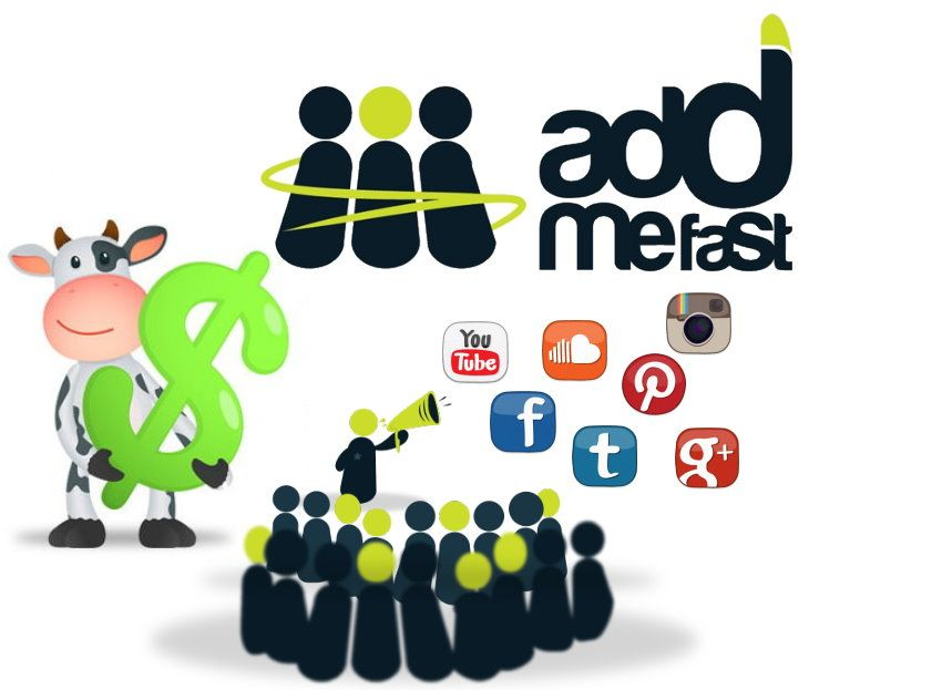 Addmefast Social Traffic Exchange Site Where You Can Get Free Twitter Followers Facebook Likes Youtub Free Facebook Likes Youtube Subscribers Online Blog
