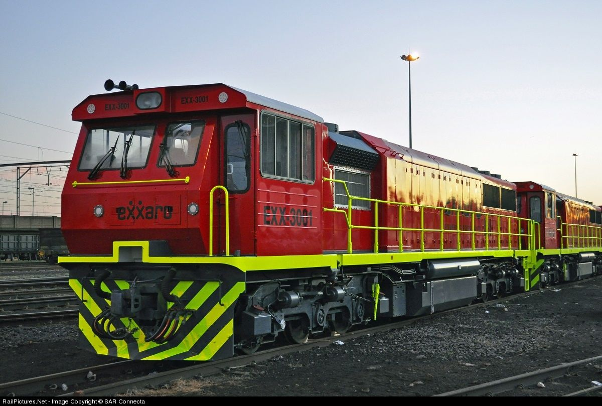 Railpictures net photo exx 3001 rrl grindrod south africa for Railpictures