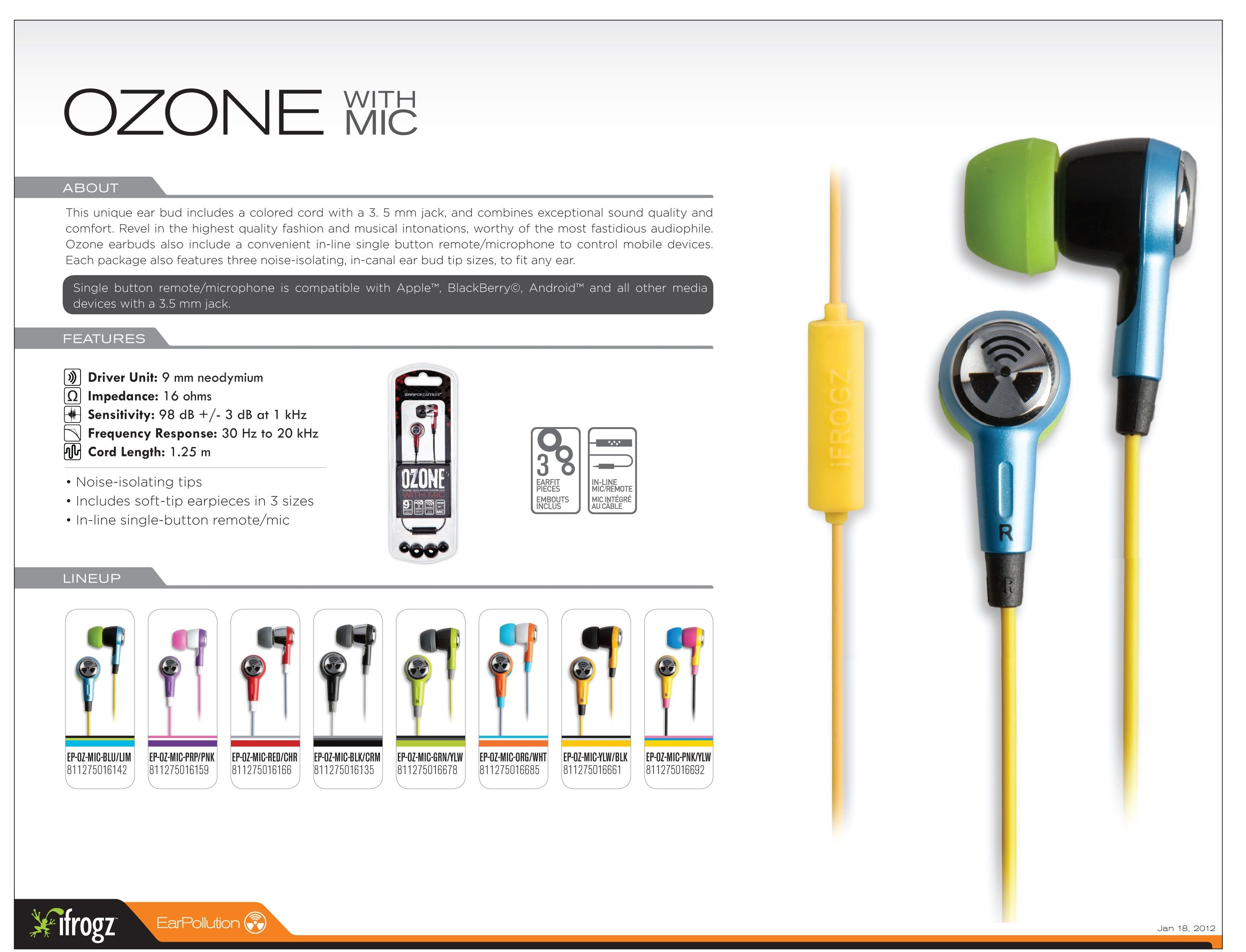 OZONE WITH MIC