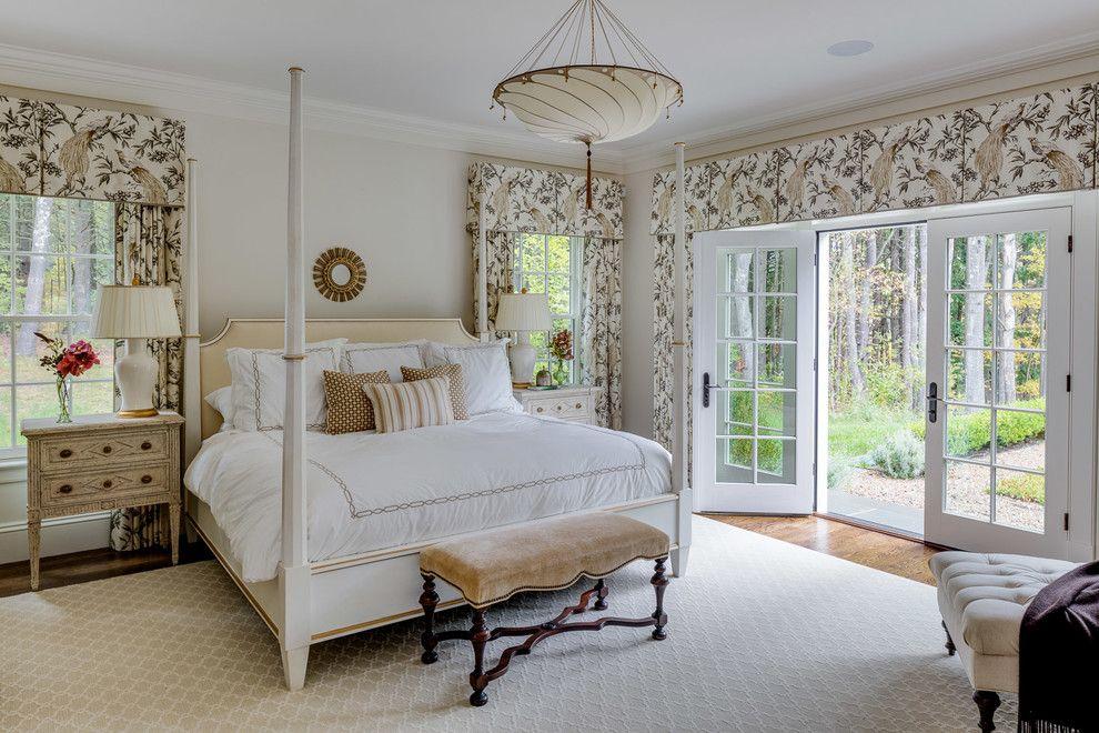 40 Attractive Farmhouse Bedroom Design Ideas On a Budget ...