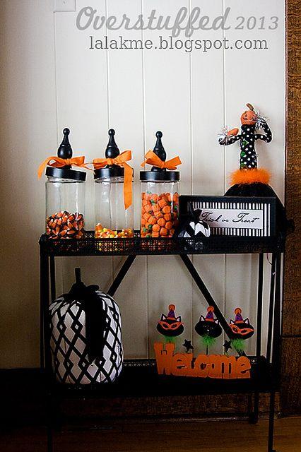 Halloween Decor Halloween decorations and tips Pinterest - pinterest halloween decor ideas