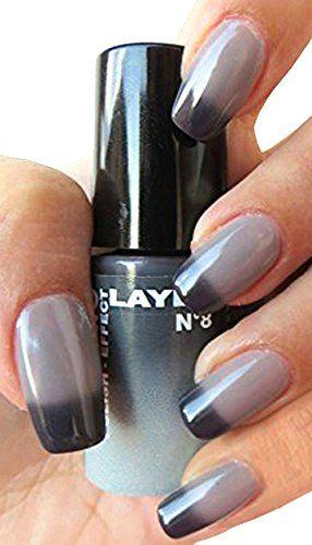 Layla Cosmetics Thermo Polish Effect N 8 Thermo Nagellack Nagellack Thermo Nagellack Lack