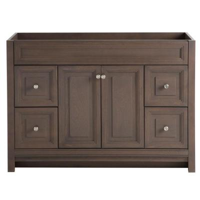 Home Decorators Collection Brinkhill 48 In Vanity Cabinet In