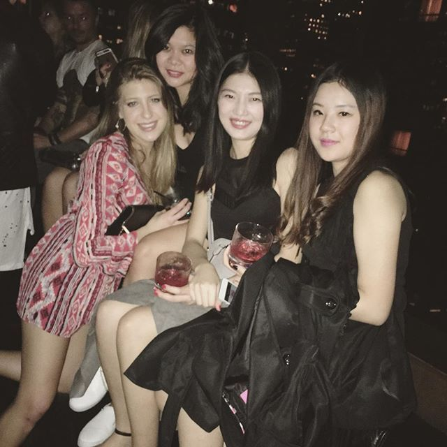 New York City Nightlife Girls