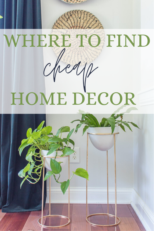 The Best Places To Buy Budget Friendly Home Decor And Designer Dupes