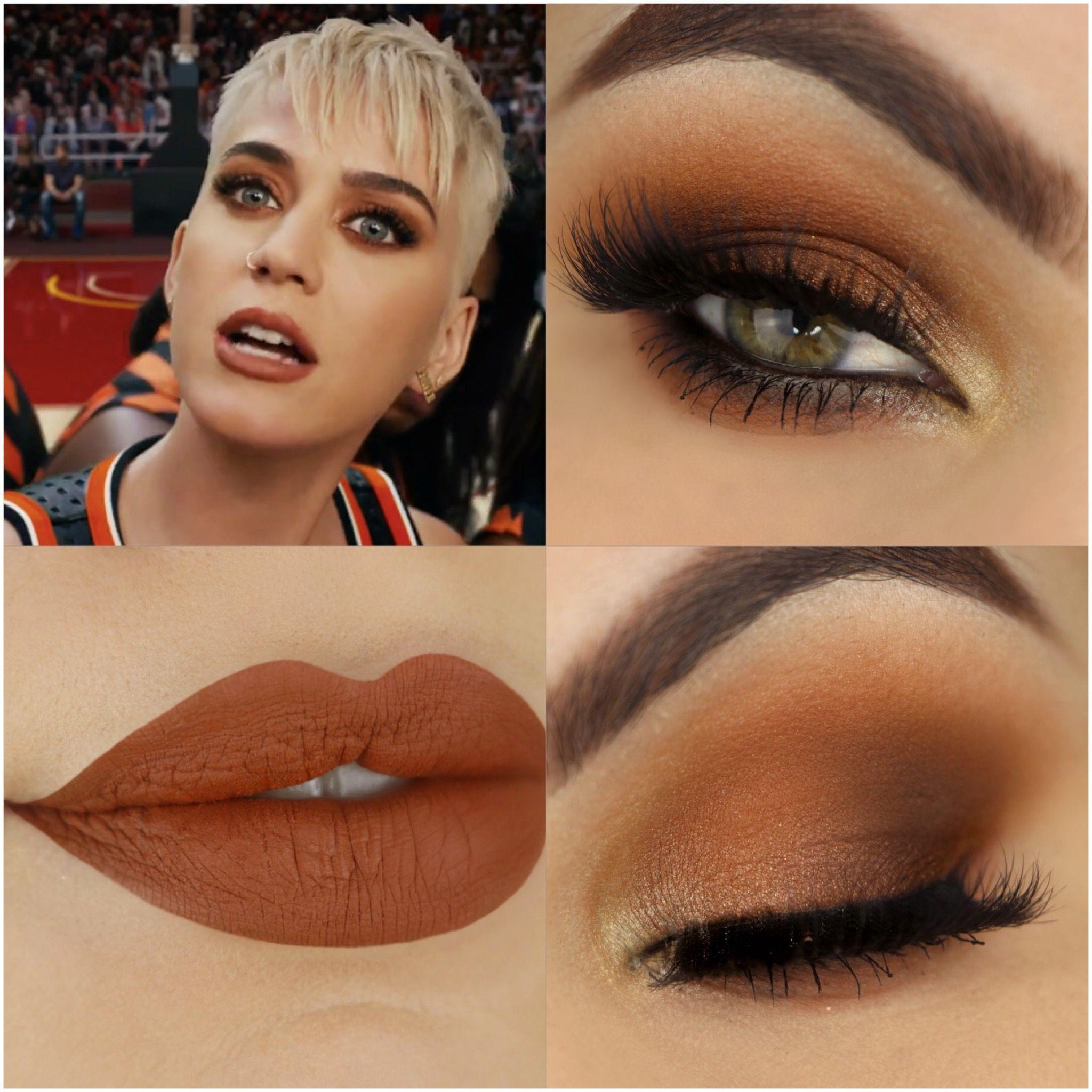 Tutorial maquiagem Katy Perry em Swish Swish www