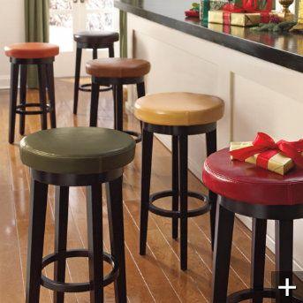 Swivel No Back Bar Stools Home Bar Ideas Pinterest