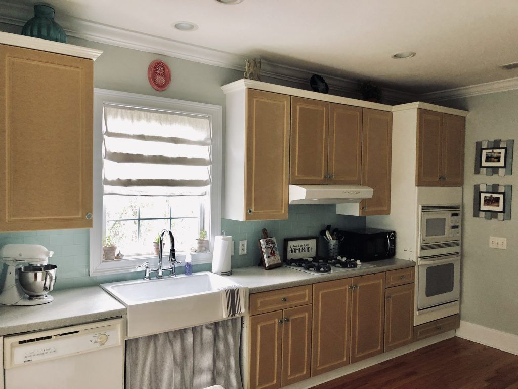 easy diy kitchen cabinet reface for under 200 cribbs style kitchen cabinet door styles on kitchen cabinets refacing id=56034