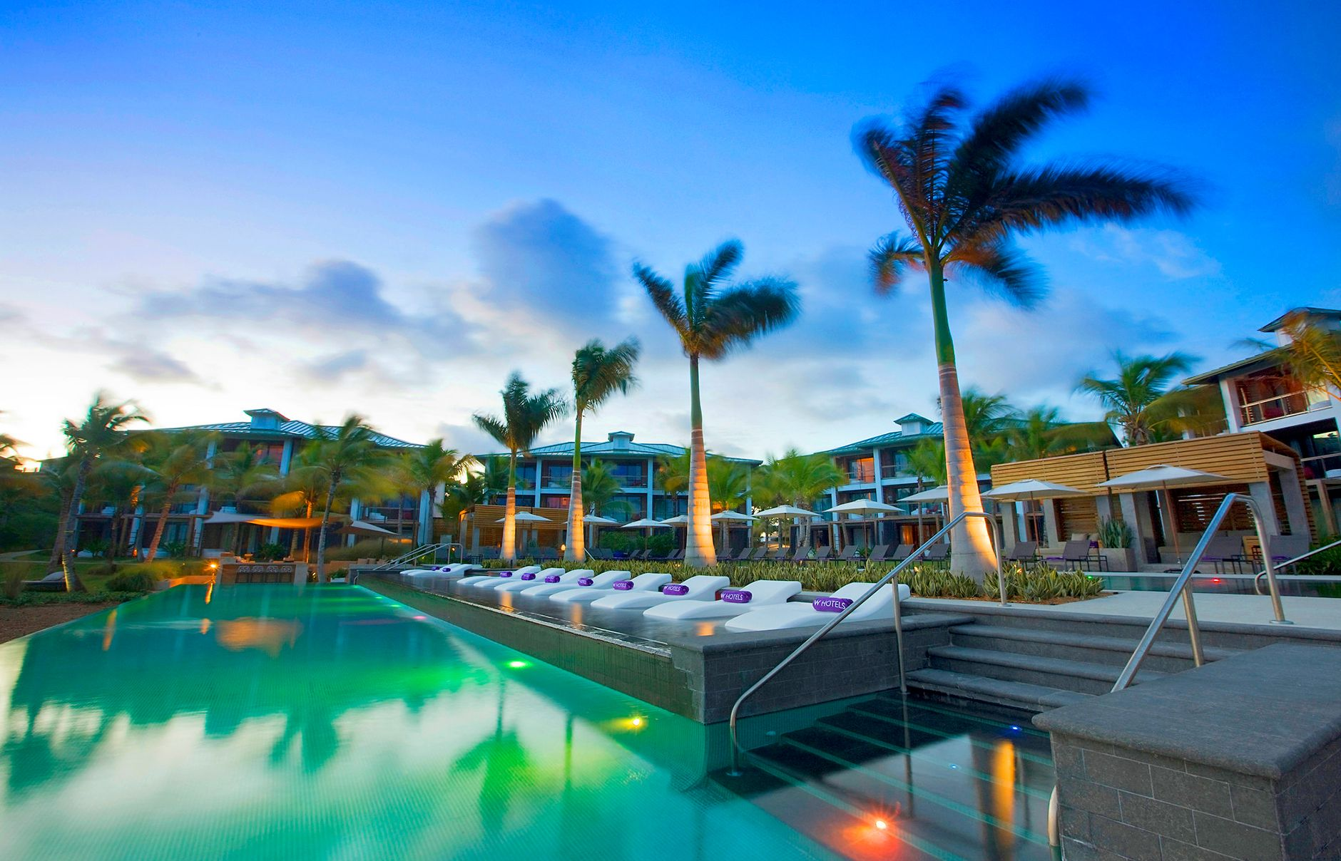 W Retreat Spa Vieques Island Puerto Rico