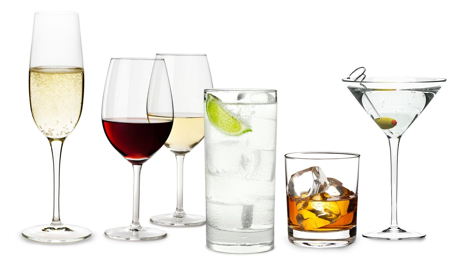 Low-Carb Alcohol – Visual Guide