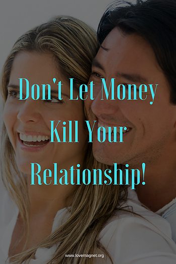 money and dating relationships