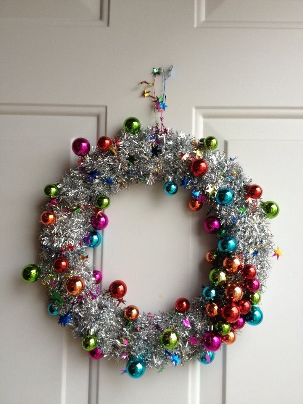 20+ Magnificent New Years Eve Wreath Ideas For Door