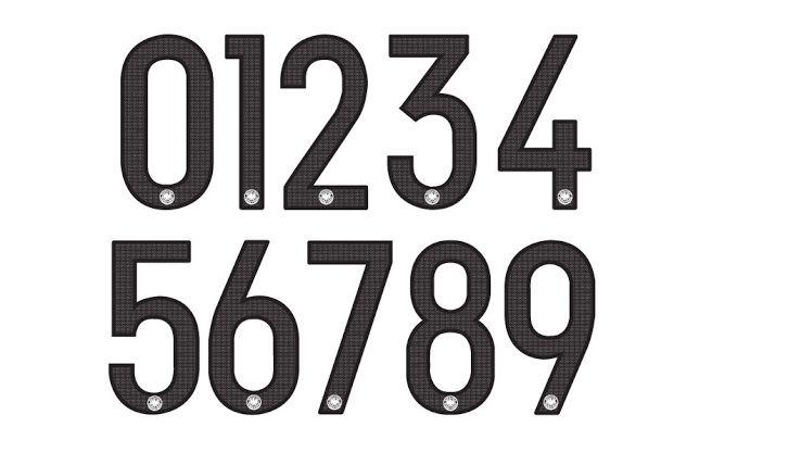 640f19fe Adidas Euro 2016 Font Revealed - Footy Headlines   Спорт   Спорт