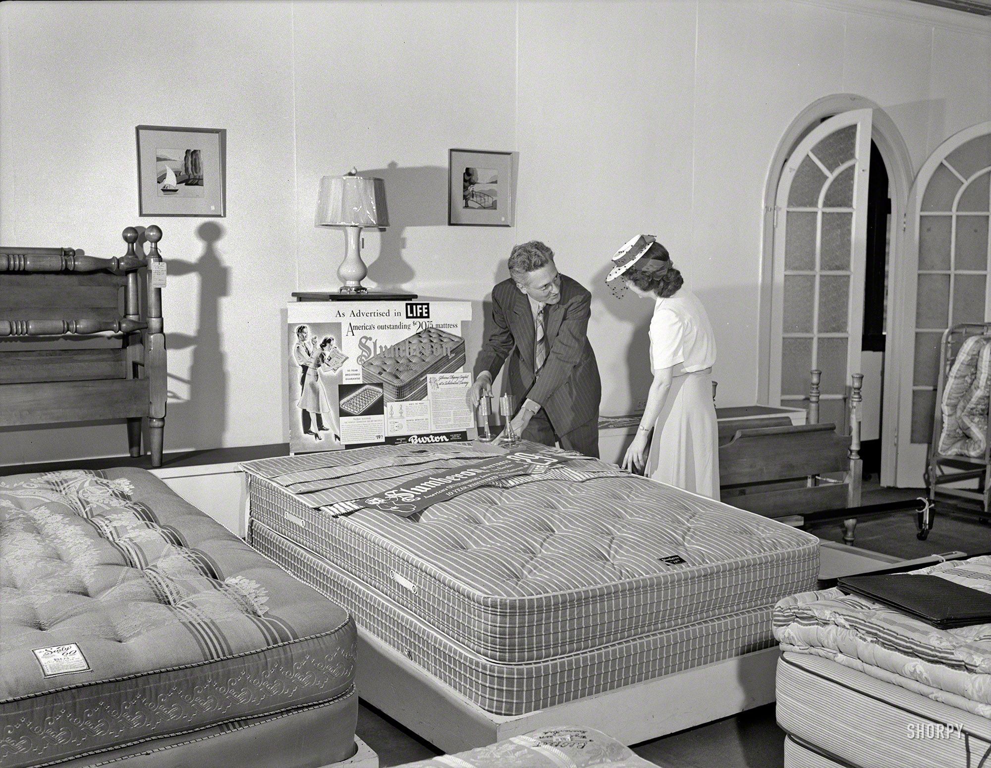 Shorpy Historical Photo Archive Slumberon 1941 Shorpy