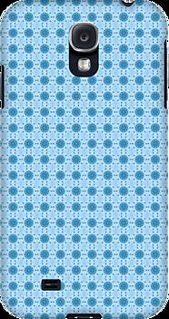 Water Splash Kaleidoscope Repeat Pattern by fantasytripp