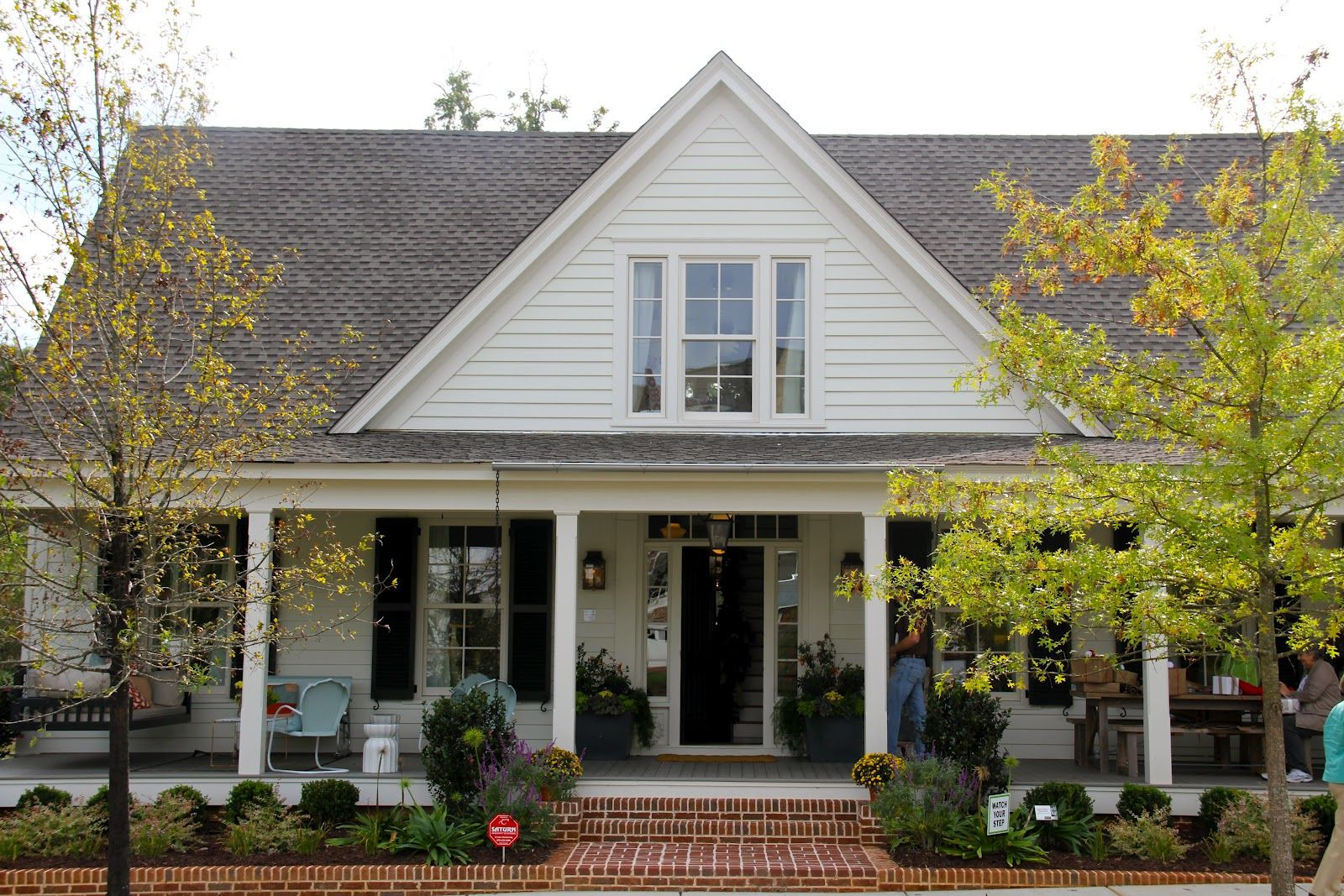 Marvelous Southern Soul Mates: 2012 Southern Living Idea House Exterior .