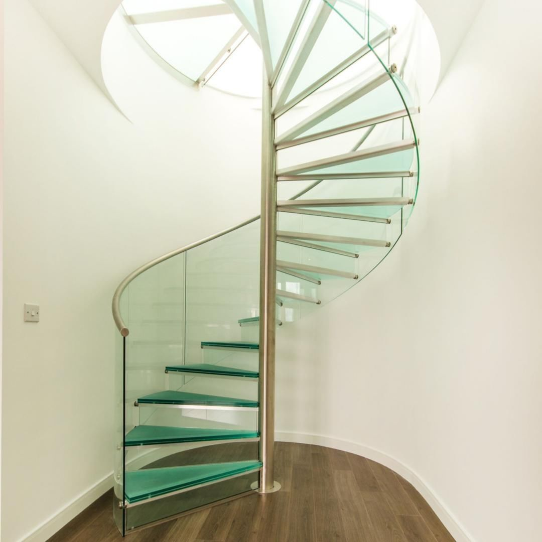 """Best Spiral Uk Bespoke Staircases On Instagram """"We Created 400 x 300"""