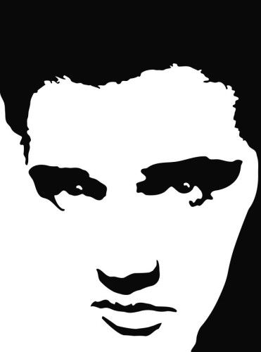 elvis presley silhouette clip art clipart free clipart templates rh pinterest com elvis clip art free downloads elvis clipart all shook up