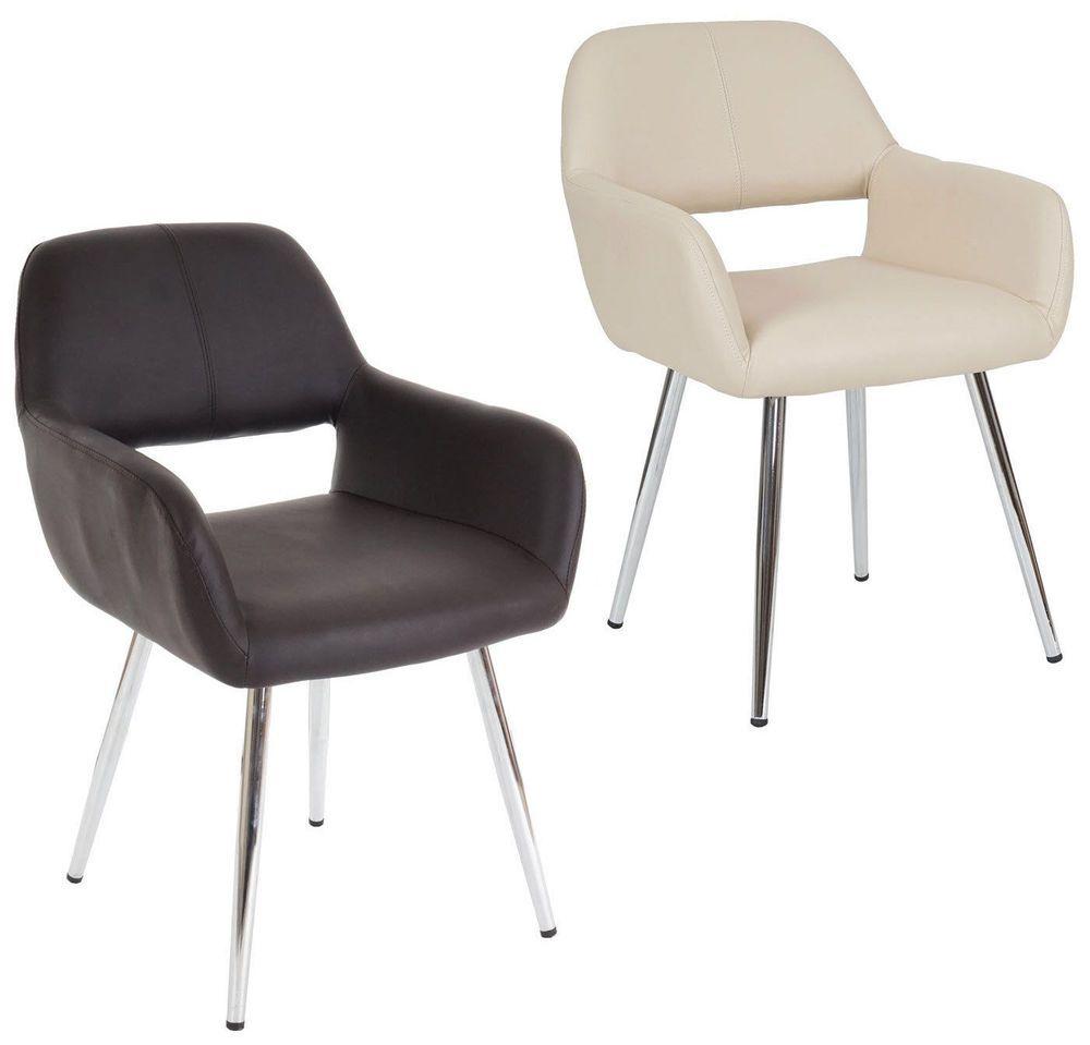 Entzückend Schalenstuhl Gepolstert Sammlung Von Details Zu Esszimmerstuhl Mit Armlehne Sessel Esszimmer