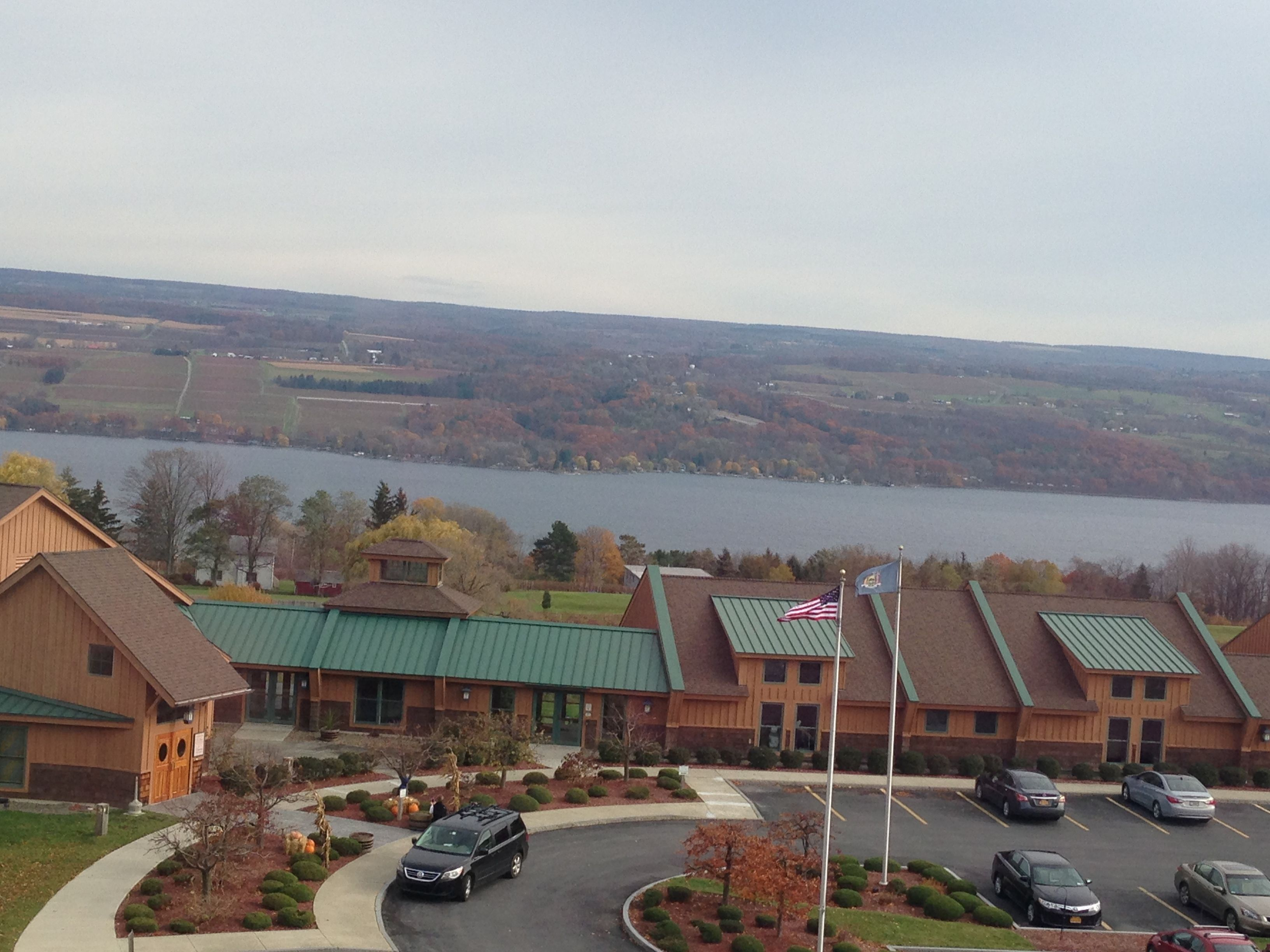 Glenora Winery Amp Hotel Seneca Lake Ny My Daughter Was