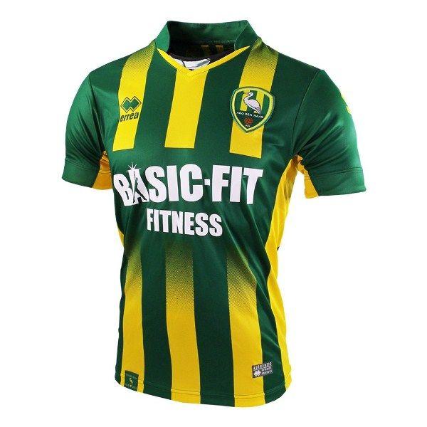 Ado Den Haag Shirt 15 16 Soccer Shirts Jersey Football Kits