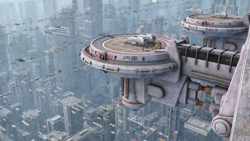 Pin By Jason On Sci Fi Futuristic City Future City Futuristic Art