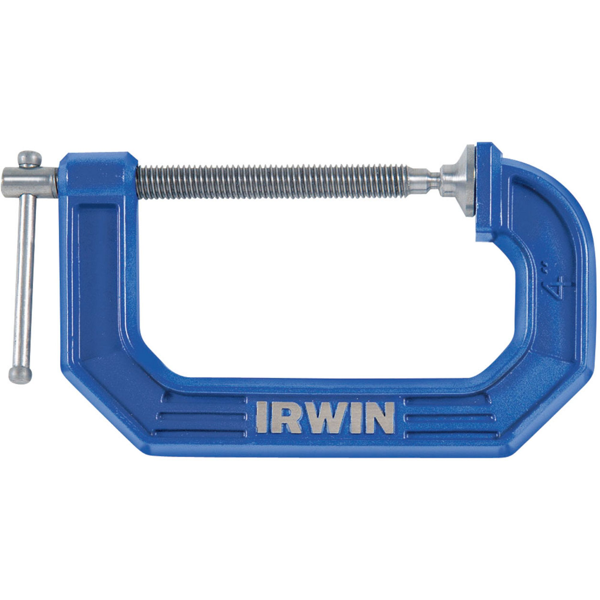Irwin Quick Grip C Clamp 4in Instrument