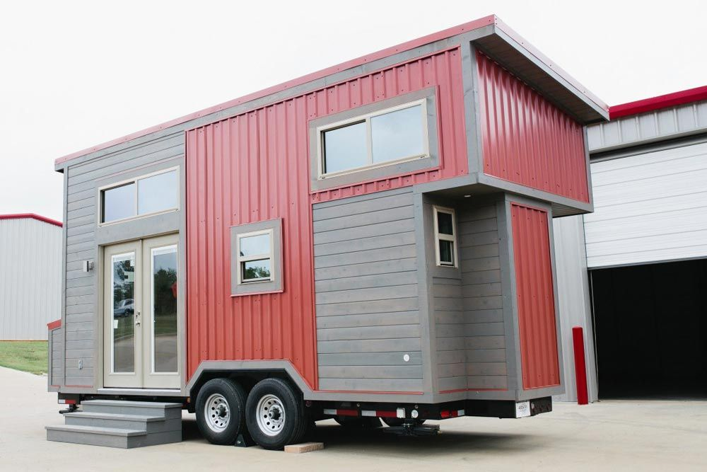 Houston By American Tiny House Tiny House Big Living