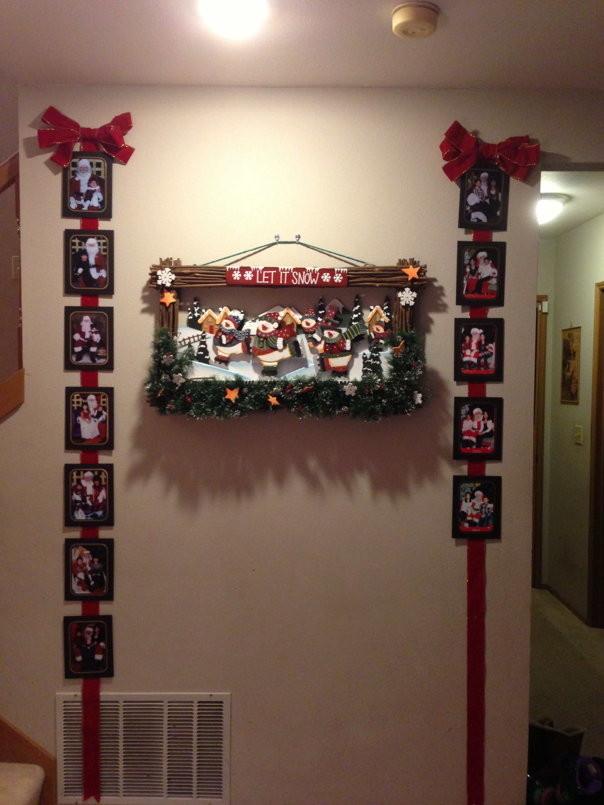 Displaying Santa s Holiday Pinterest
