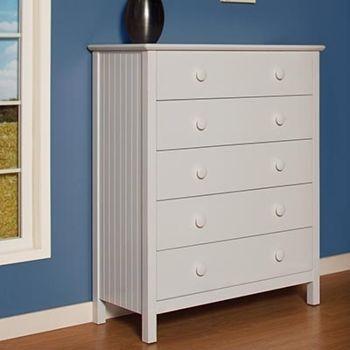 Olivia 5-drawer Chest