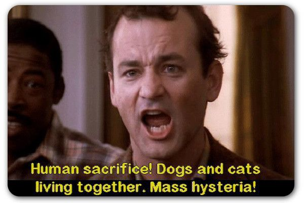 Avoiding Punctuation Mass Hysteria Favorite Movie Quotes 80s