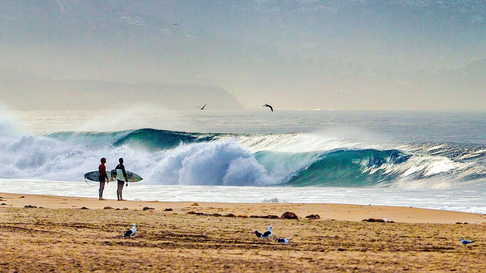 California S Best Surf Spots