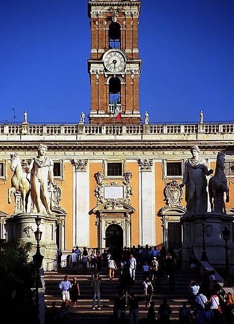 Rome - Capitoline Hill Museum