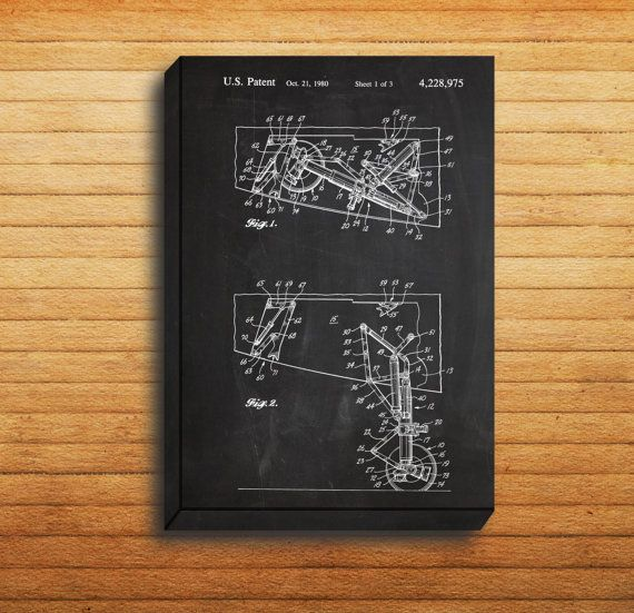 Canvas boeing landing gear patent airplane wheel poster airplane canvas boeing landing gear patent airplane wheel poster airplane wheel blueprint airplane wheel print airplane wheel art plane decor by malvernweather Image collections