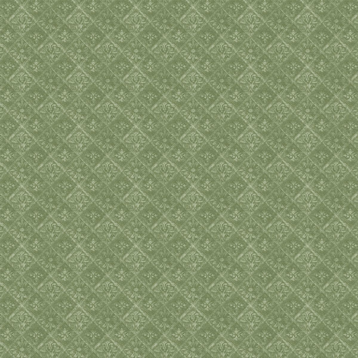 Scrapbook paper dollhouse wallpaper - Free Williamsburg Sage Digi Scrapbook Paper