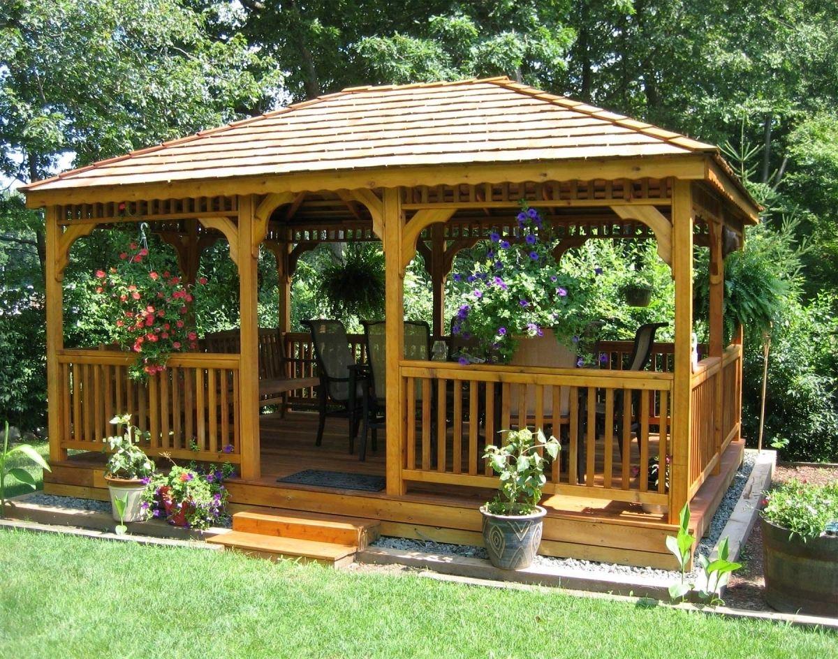 Gazebo Designs Garden Gazebo Ideas Garden Gazebo Designs