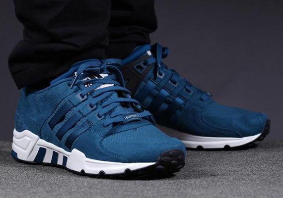 Men Black EQT Shoes adidas US